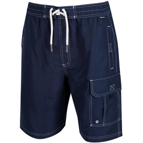 Regatta Hotham Boardshorts Heren, navy